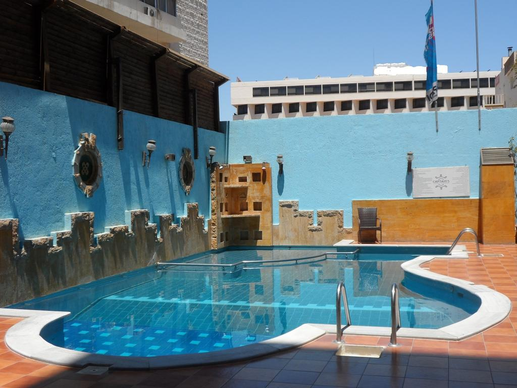 Фото 6121 Captain's Tourist Hotel Aqaba 3* Акаба Иордания
